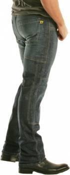 Draggin Jeans Biker -ajohousut, sininen