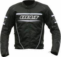 Bolt Electric -ajotakki, musta