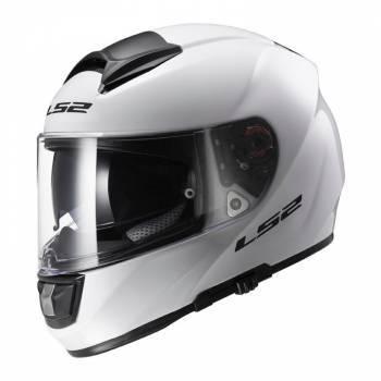 LS2 FF397 Vector -kypärä, valkoinen