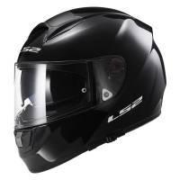 LS2 FF397 Vector -kypärä, musta