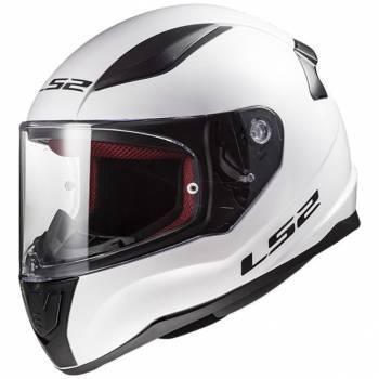 LS2 FF353 Rapid -kypärä, valkoinen