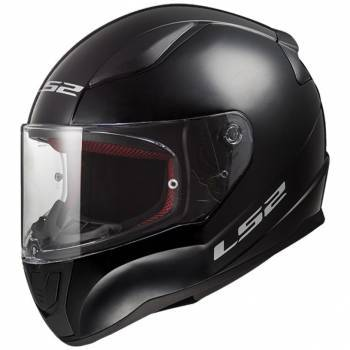 LS2 FF353 Rapid -kypärä, musta