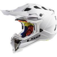 LS2 MX470 -kypärä, valkoinen