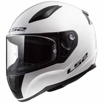 LS2 FF353 Rapid Junior -kypärä, valkoinen