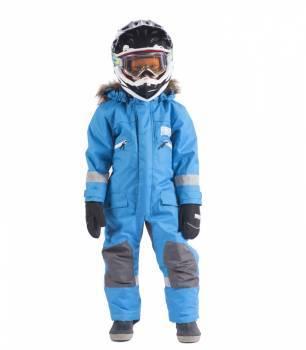 SnowPeople Kodiak Junior -kelkkahaalarit, sininen