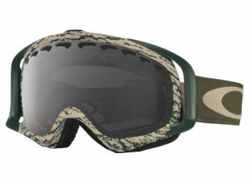 Oakley Crowbar Snow -ajolasit, Sheridan Khaki Olive (dark grey)