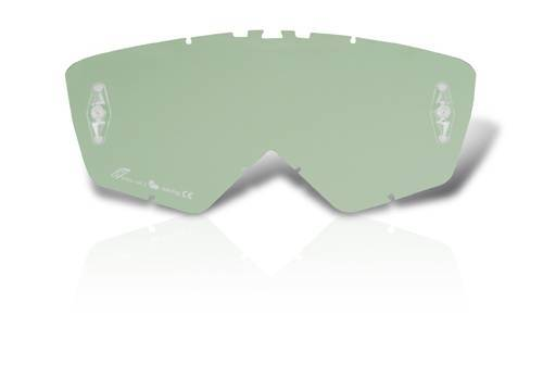 Ariete -linssi, 1-krs., tear-off, vihreä