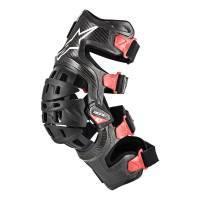 Alpinestars Bionic 10 Carbon -polvisuoja, vasen