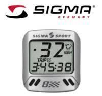 Sigma MC8  nopeusmittari