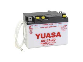 Yuasa -akku, 6N12A-2D