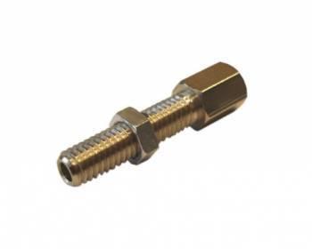 Säätöruuvi M6x1.00mm, pit. 23mm
