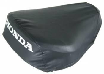 FIN -satulanpäällinen, Honda Monkey -86, musta (kuminauha)