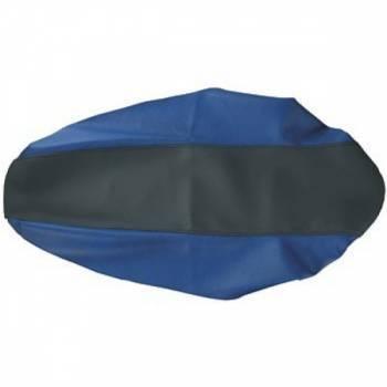 FIN -satulanpäällinen, Derbi Senda 00-, musta/sininen