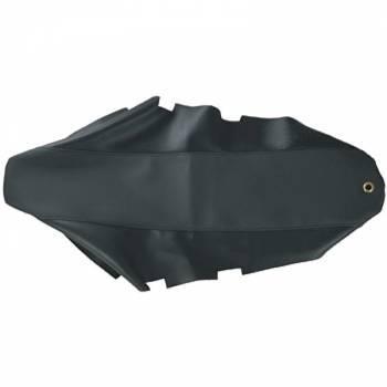 FIN -satulanpäällinen, Yamaha DT50 04-, musta