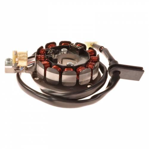 Forte -staattori, Minarelli AM6 PowerUp