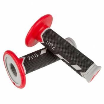 ProGrip 788 -kahvakumit, punainen/musta/harmaa