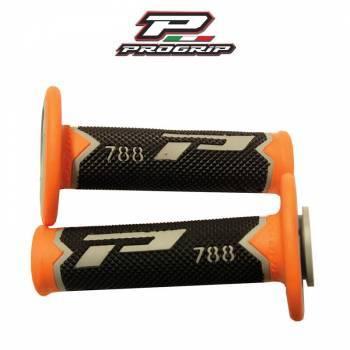 ProGrip 788 -kahvakumit, oranssi/musta/harmaa
