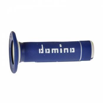 Domino MX Dual Half Waffle -kahvakumit, sininen/valkoinen (71496)