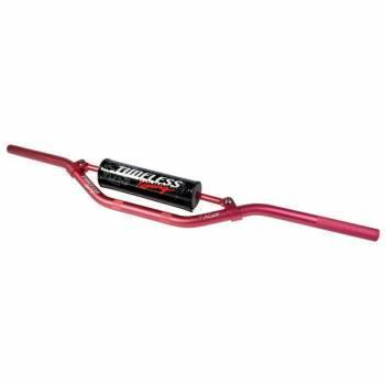 Timeless Alu Race -ohjaustanko, 22mm, punainen (matta)