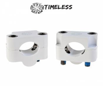 Timeless FatBar -kiinnikesarja, valkoinen