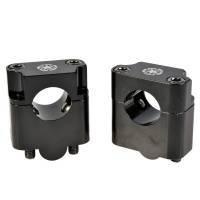 Timeless FatBar -kiinnikesarja, musta (+35mm)
