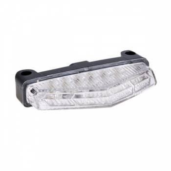 Forte -takalyhty, LED, lipan alle