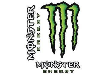 Tarra, pieni, 10x12cm, Monster 3kpl