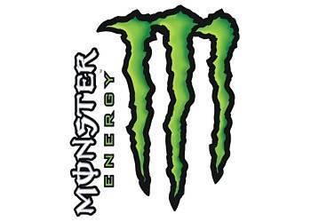 Tarra, iso, 20x24cm, Monster 2kpl