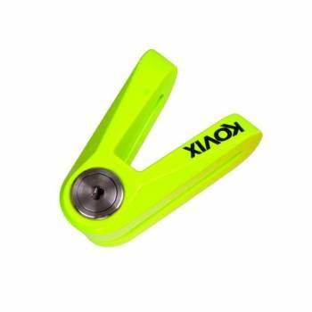 Kovix -levyjarrulukko, KVX, keltainen