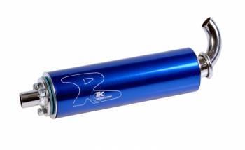 TKR -äänenvaimennin, sininen