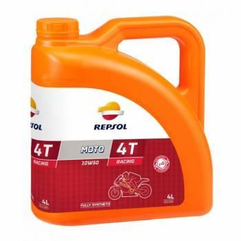 Repsol Moto Racing, 4T-öljy 10W-50, 4L
