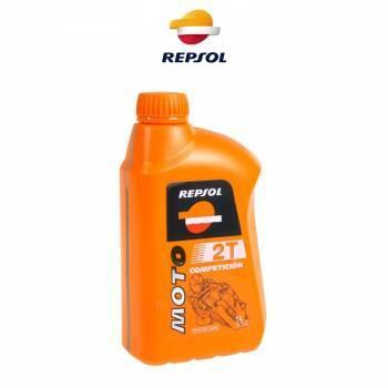 Repsol Moto Competicion, 2T-öljy, 1L