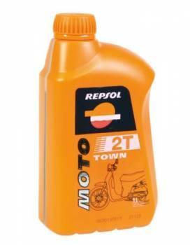 Repsol Moto Town, 2T-öljy, 1L
