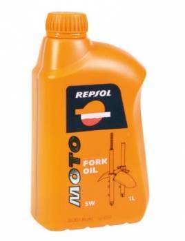 Repsol Moto Fork Oil, 5W, 1L