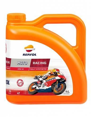 Repsol Moto Racing, 4T-öljy 10W-40, 4L