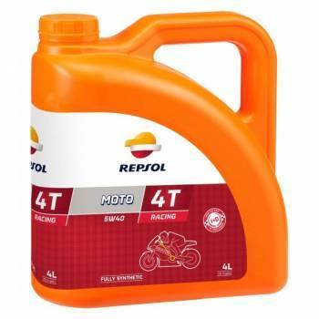 Repsol Moto Racing, 4T-öljy 5W-40, 4L