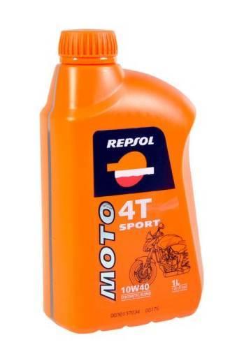Repsol Moto Sport, 4T-öljy 10W-40, 1L
