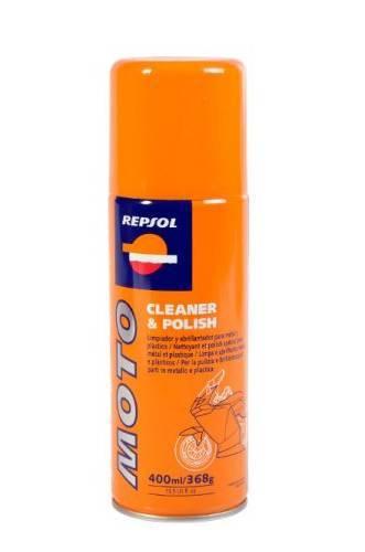 Repsol Moto Cleaner & Polish, 400ml
