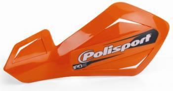 Polisport FreeFlow Lite -käsisuojat, oranssi