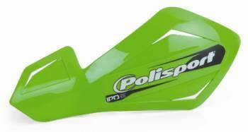 Polisport FreeFlow Lite -käsisuojat, vihreä
