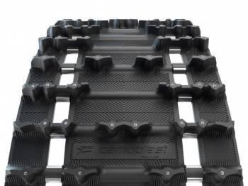 Camoplast Ice Attak XT -telamatto, 38x307cm, nastoitettu