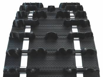 Camoplast Ice Cobra 1.6 -telamatto, 41x371cm, nastoitettu