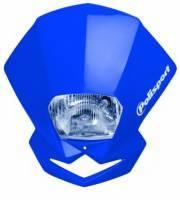 Polisport EMX -valomaski, sininen