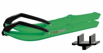 C&A Pro BX -suksipari, vihreä