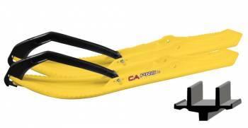 C&A Pro BX -suksipari, keltainen