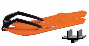 C&A Pro BX -suksipari, oranssi