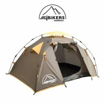 4Bikers Mini -teltta, pikapystytettävä 2hlö