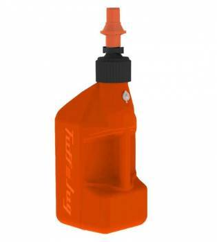 Tuff Jug -polttoainekanisteri, 10L Ripper, oranssi