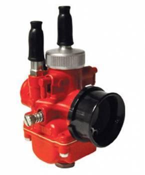DellOrto -kaasutin, PHBG19 DS Racing, punainen