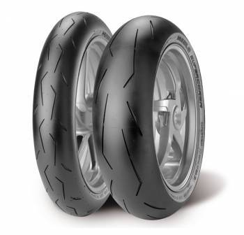 Pirelli Diablo Supercorsa SP V2 Rear 180/60ZR17 (75w)